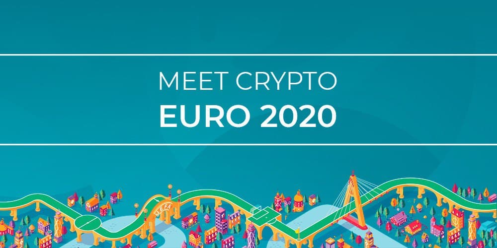Sport Betting Meets Crypto at EURO 2020